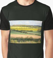 Fields  Graphic T-Shirt