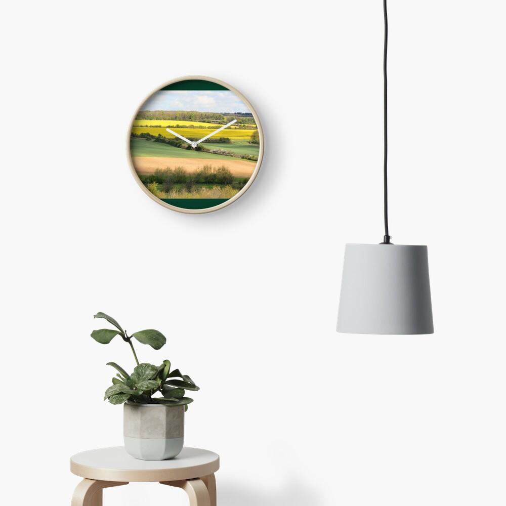 Fields  Clock