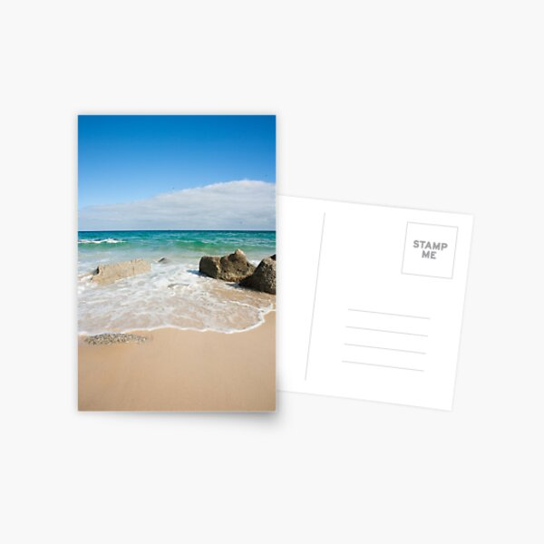 Little Waterloo Bay Postcard