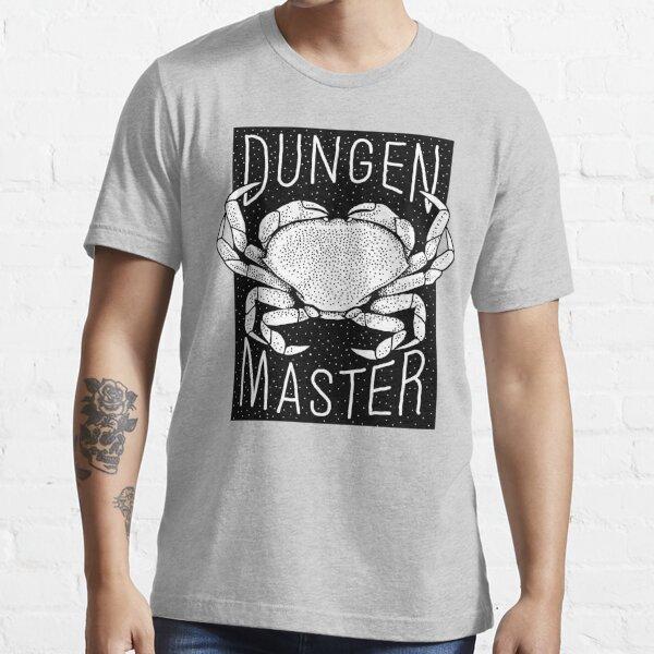 Dungen Master - White Back Essential T-Shirt