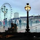 Different Area's Of London Together by shakey123