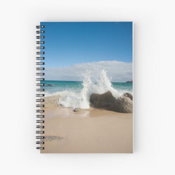 Little Waterloo Bay  Spiral Notebook