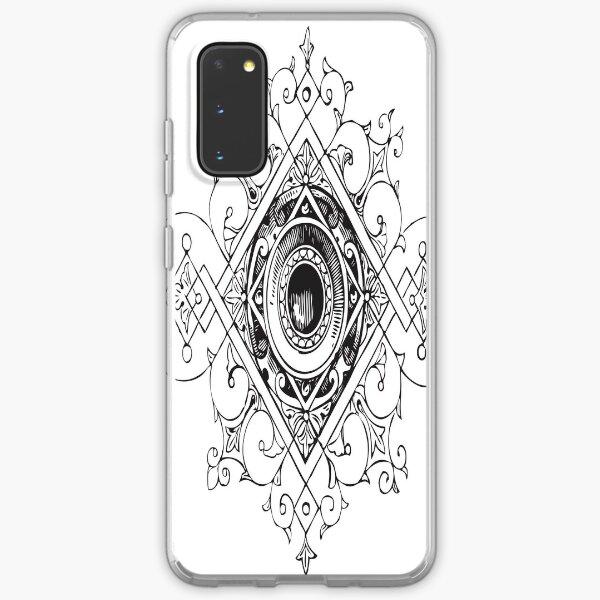 PRINTER ORNAMENT Pop Art Samsung Galaxy Soft Case