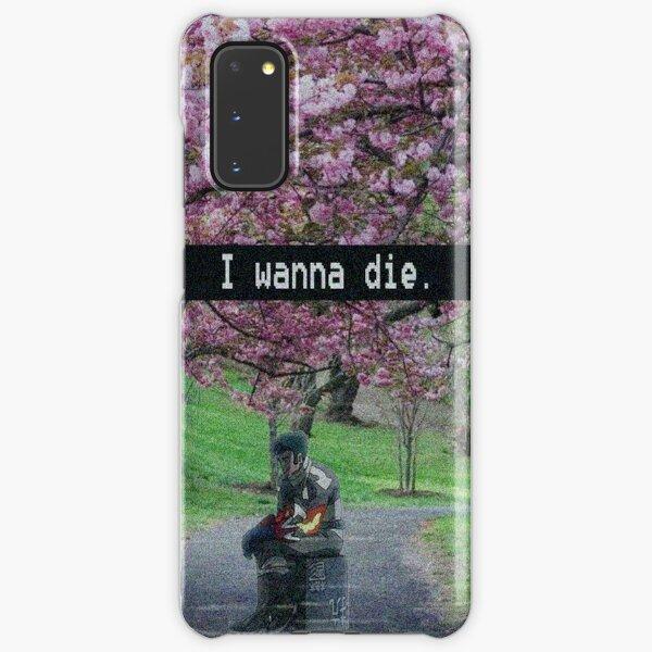 Emo Dandy Samsung Galaxy Snap Case