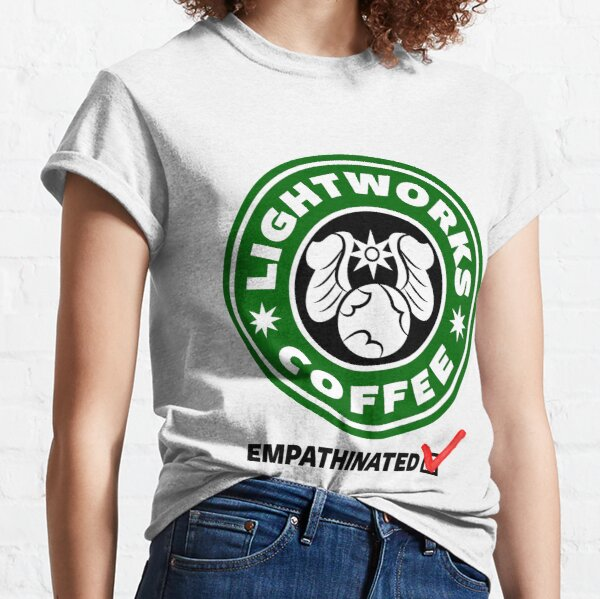 Lightworkers Empathic Coffee Classic T-Shirt