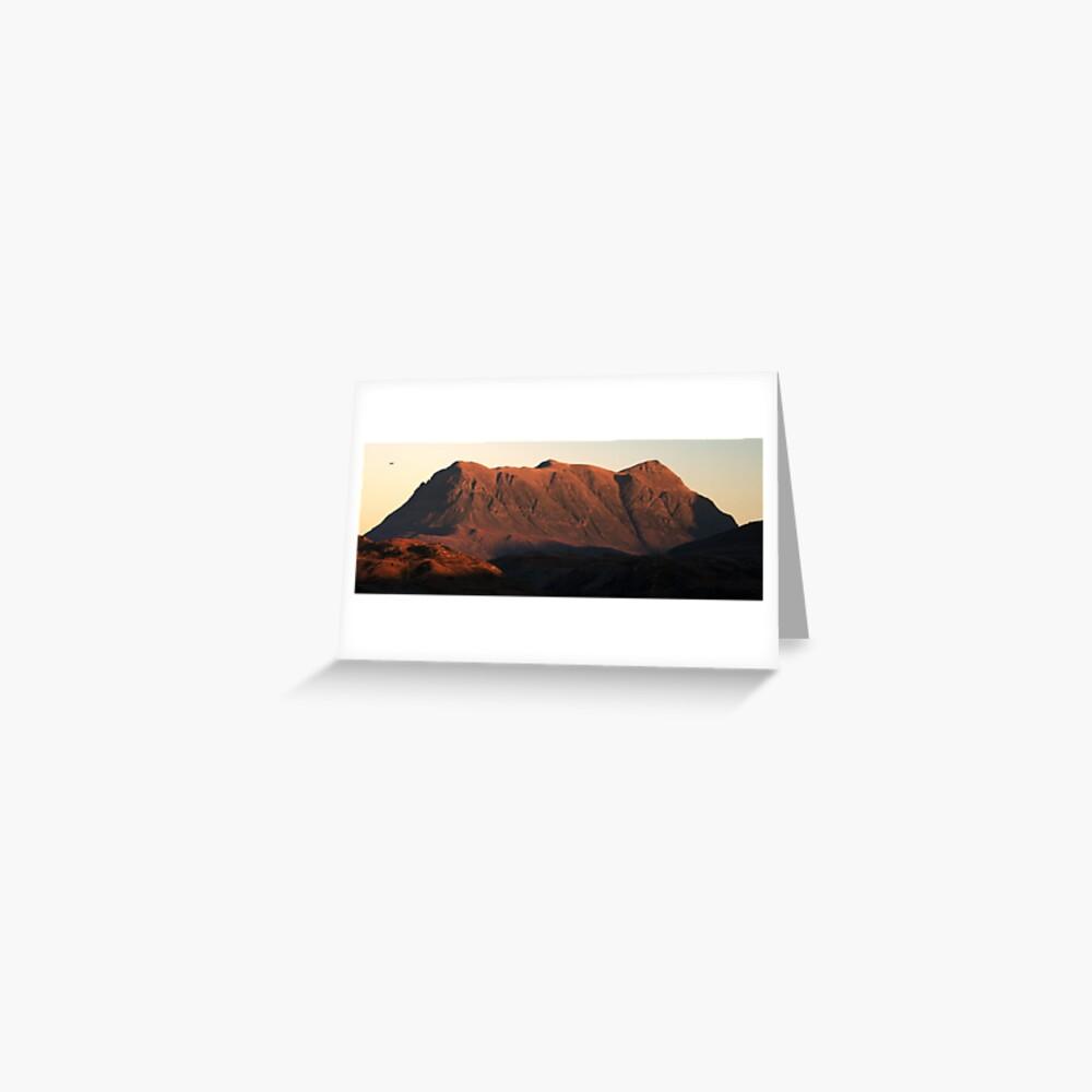 Jet Greeting Card