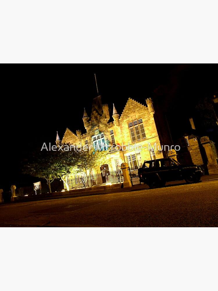Victoria Halls Helensburgh by Alexanderargyll