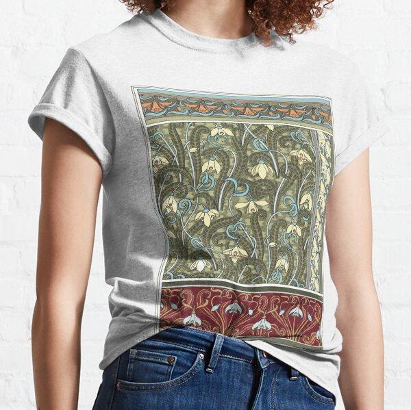 SNOWDROPS Pop Art Classic T-Shirt