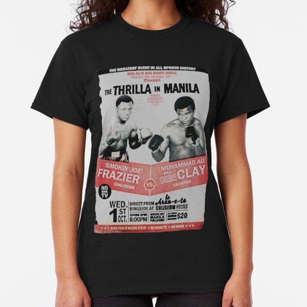The Thrilla in Manila - FRAZIER VS ALI Classic T-Shirt