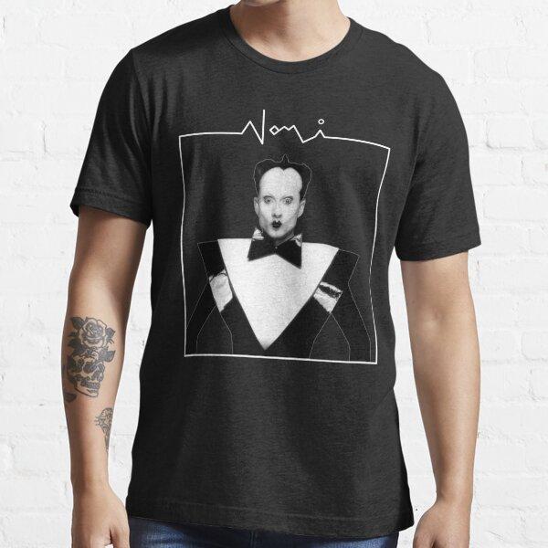 klaus nomi black Essential T-Shirt