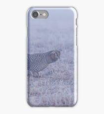 Prairie Chicken 2-2015 iPhone Case/Skin