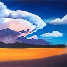 Storm over the Rockies by Ciara Barsotti