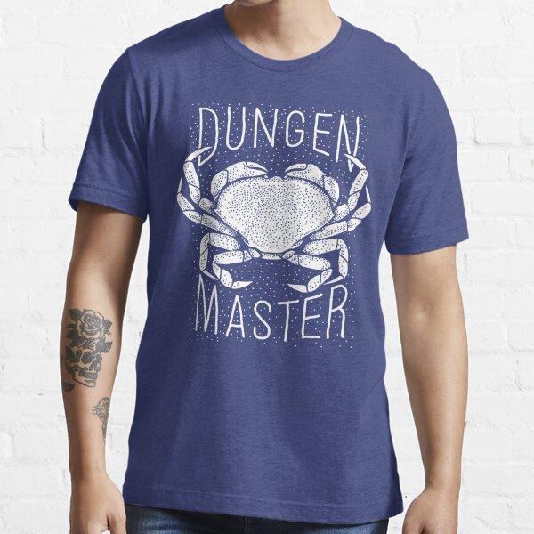 Dungen Master White Essential T-Shirt