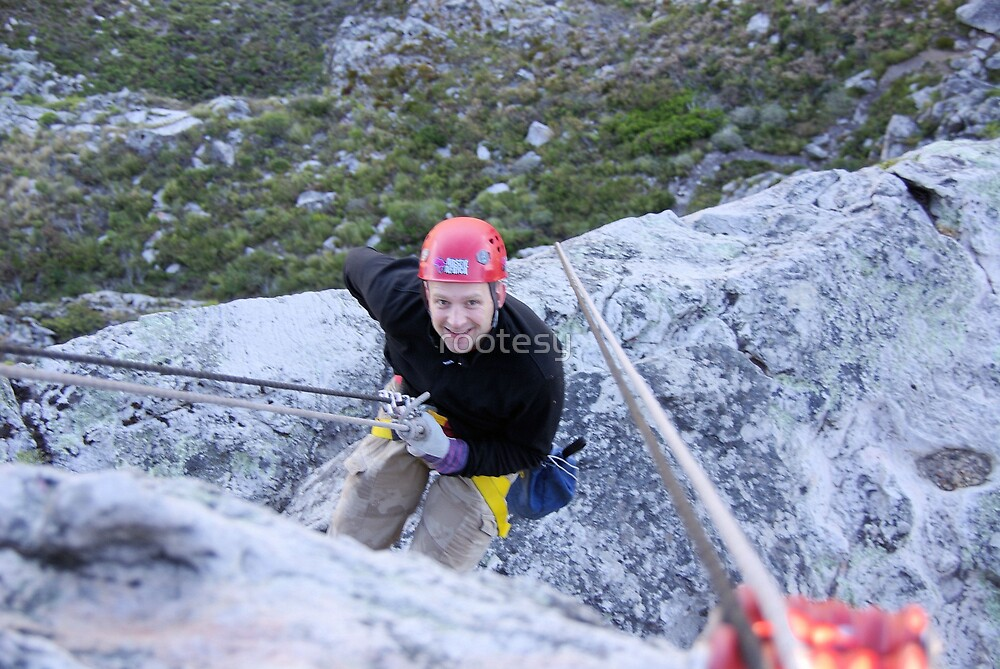 Abseil 6 by rootesy