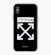 white off iPhone Case