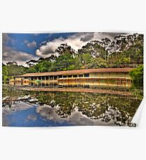 The Boatshed - Audley Royal National Park - The HDR Experience Poster