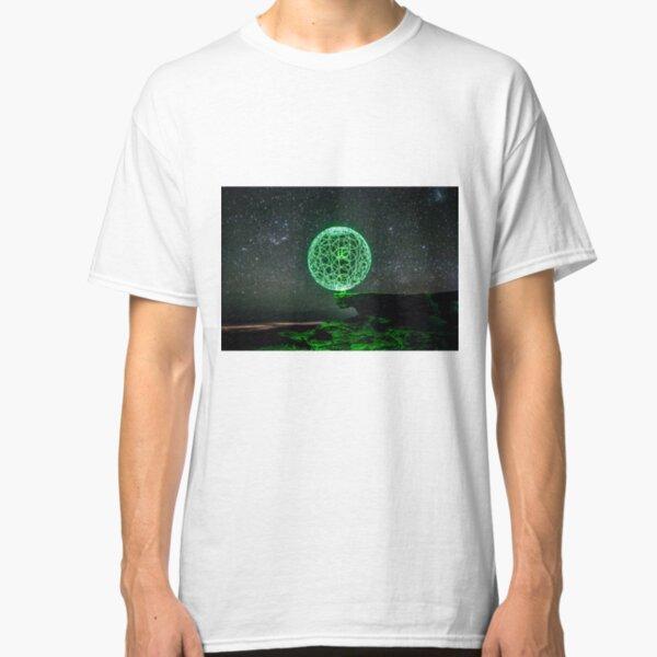 Green Orb Classic T-Shirt