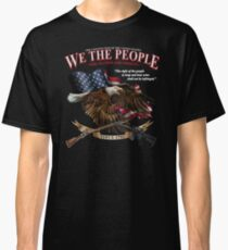 The 2nd Amendment  Classic T-Shirt