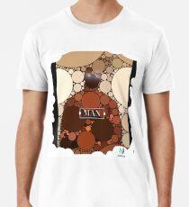 Man Men's Premium T-Shirt