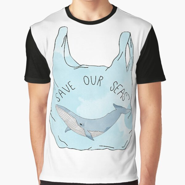 Save Our Seas Graphic T-Shirt