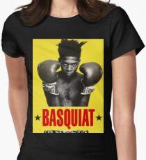 Basquiat T-shirt Women's Fitted T-Shirt