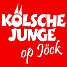 Kölsche Junge op Jöck von theshirtshops