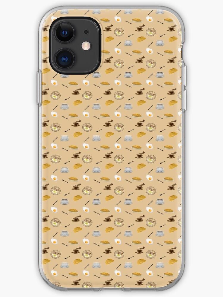 Yummy Bacon iphone case