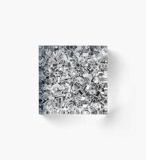 Shutterbug Acrylic Block
