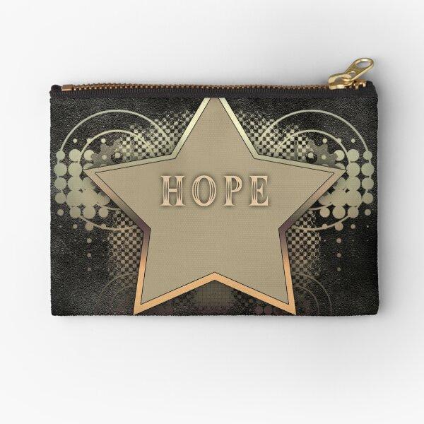 Hope Zipper Pouch