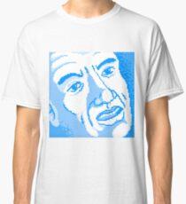 Selbstbildnis nach der emotionalen Überschreitung und / oder Begegnung mit außerirdischem Leben (2048) Classic T-Shirt