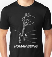 """HUMAN BEING COMPOSITION"" DESIGN T-Shirt"