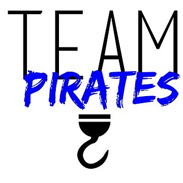 Team PIRATES by Pixyclothes