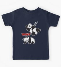 WWF Panda Kids Tee