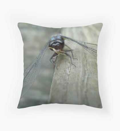 Good to the last bite. Throw Pillow