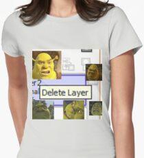 Delete Layer T-Shirt