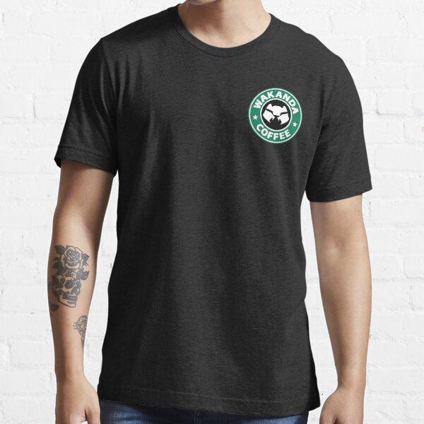 Wakanda Coffee Essential T-Shirt