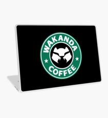 Wakanda Coffee Laptop Skin