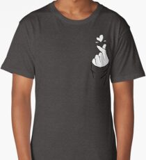 Cute Heart~  Long T-Shirt