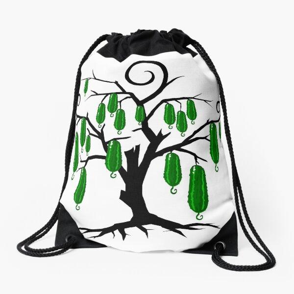 Pickled Essense of Life Drawstring Bag