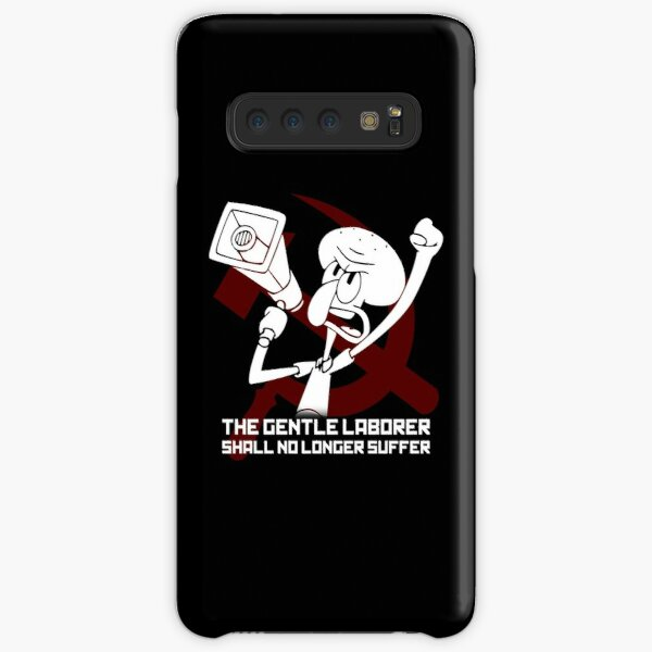 The Gentle Laborer Shall No Longer Suffer! Samsung Galaxy Snap Case