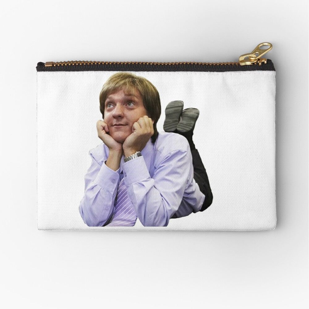 mr g Zipper Pouch
