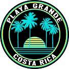 Surfing Playa Grande Costa Rica Surf by MyHandmadeSigns