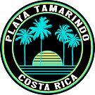 Surfing Playa Tamarindo Costa Rica Surf by MyHandmadeSigns