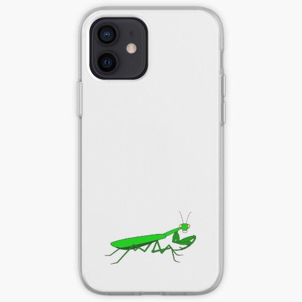 Praying Mantis iPhone Soft Case