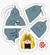 FMA sticker set Sticker