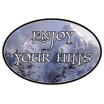 Enjoy Your Hills - Cuillin  by fandango-design