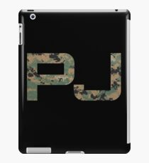 Pararescue USMC iPad Case/Skin