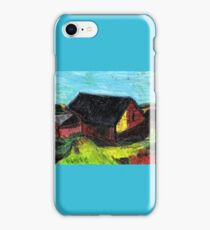 Down On The Farm.. iPhone Case/Skin