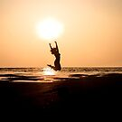 PLAYING WITH THE SUN by Svetlana Korneliuk