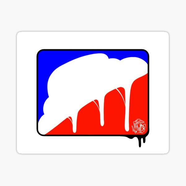 Major League KLWDS! Sticker
